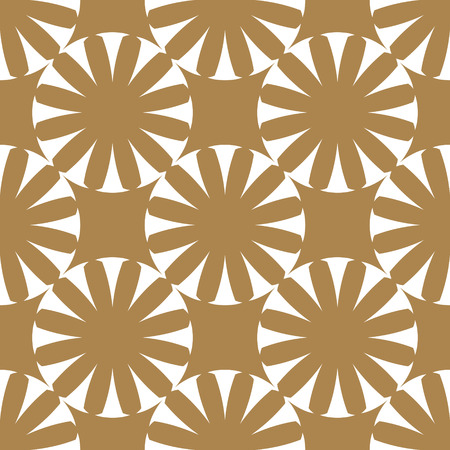 Seamless geometric background. Illustration