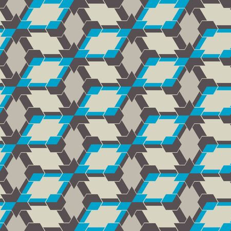 Seamless mosaic pattern. Stock Vector - 87967928