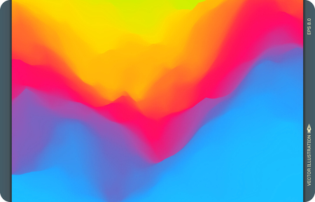 skin tones: Colorful abstract background. Design template. Modern pattern. Vector illustration for your design. Illustration
