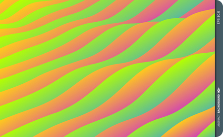 Pattern with optical illusion. Abstract background. Vector illustration.