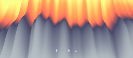 Lava. Abstract background. Modern pattern. Vector illustration for design. Ilustrace