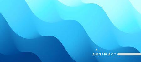 Abstract background with dynamic effect. Modern pattern. Vector illustration for design.  Ilustração
