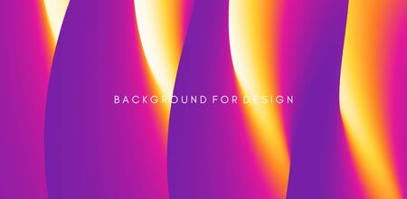 Abstract background with dynamic effect. Optical illusion of distortion of space. Modern pattern. 3d vector illustration for design.