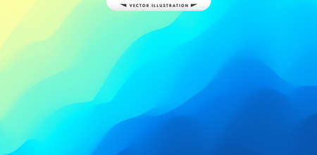 Abstract background with dynamic effect. Creative design poster with vibrant gradients. Vector Illustration for advertising, marketing, presentation. Mobile screen.