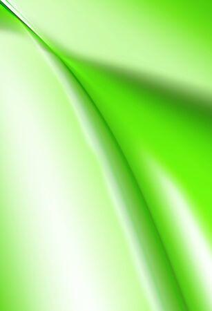 Green abstract motive Stock Photo - 13536244