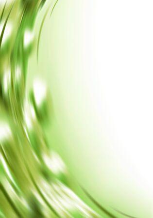Green background Stock Photo - 13621293