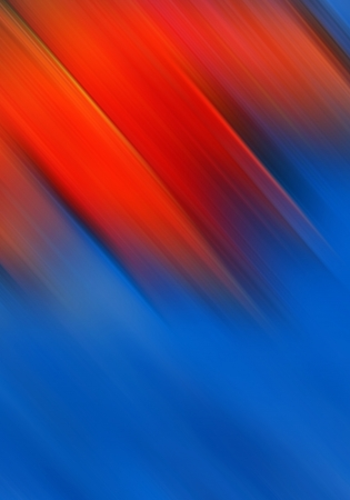 air flow: Red and blue background Stock Photo