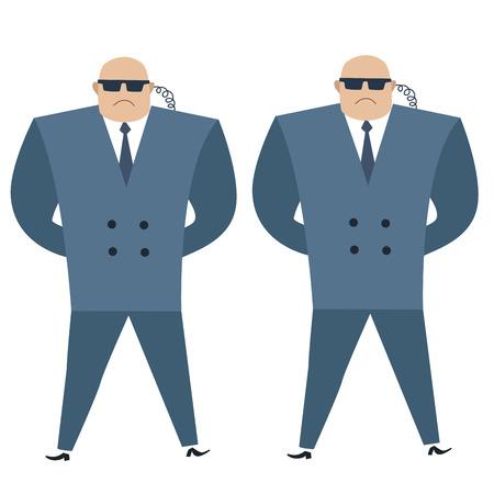 secret service: Formidable security professionals secret service bodyguards