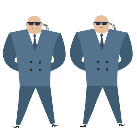 Formidable security professionals secret service bodyguards