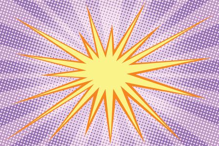 Retro comic achtergrond raster kleurverloop halftoonraster pop art retro stijl Stockfoto - 57231125