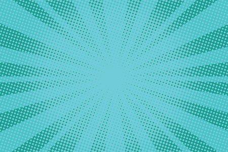 retro comic background raster gradient halftone pop art retro style