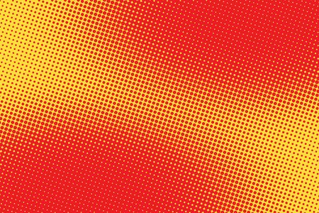 retro comic red pink background raster gradient halftone pop art retro style