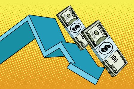 exchange rate: Exchange rate currency, Finance and money, pop art retro vector illustration