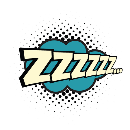 zzz コミック単語