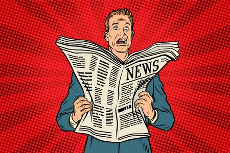 slecht nieuws in de krant