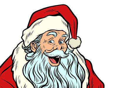Sly Santa Claus