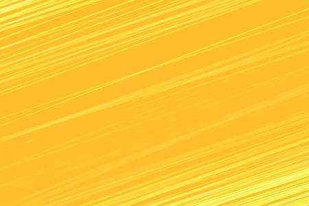 line scratches yellow background. Pop art retro vector illustration