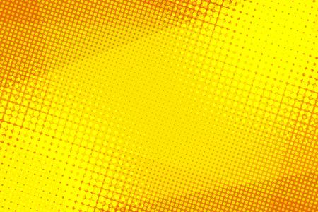 Gelber Halbtonhintergrund