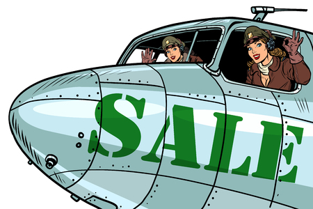 women pilots flying on sale, bomber