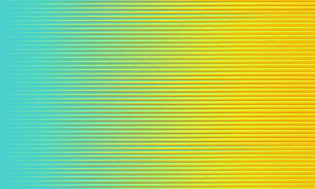 Yellow green background. Pop art retro vector illustration 50s 60s style  イラスト・ベクター素材