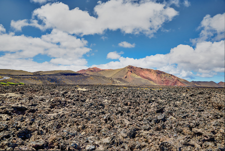 playa blanca: Timanfaya National Park (Spanish: Parque Nacional de Timanfaya) is a Spanish national park in the southwestern part of the island of Lanzarote, Canary Islands. It covers parts of the municipalities Tinajo and Yaiza. The area is 51.07 square kilometres (19