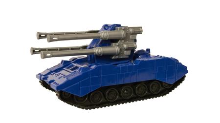 tank toy blue plastic