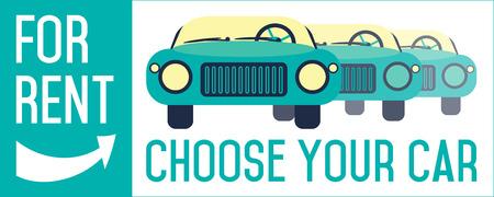 Louer une voiture Banque d'images - 50793519