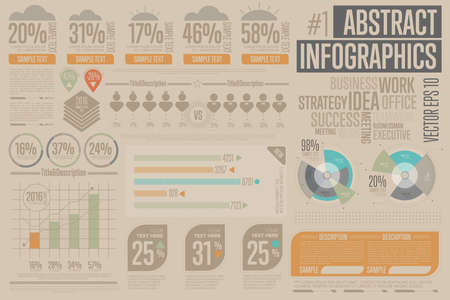 infomation: Infographic, infographic elements. Graph, vector infographic, chart, graphic, icons, arrow, charts and graphs, timeline. Business Infographic, abstract infographic icon. Set of Infographic symbol. Illustration
