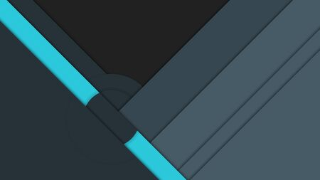 material: Material design background. Material design layout for UI or wallpaper. Vector illustration