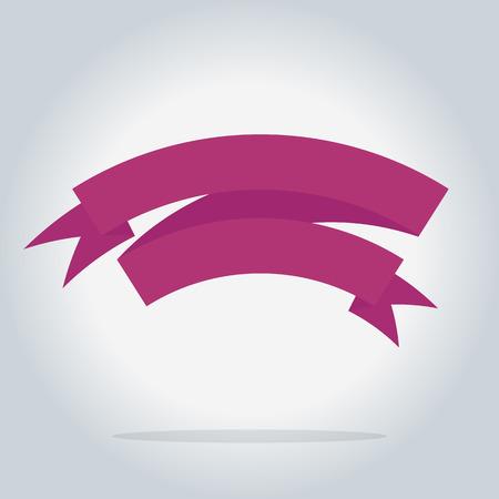 bitmap: Bitmap ribbon isolated icon, sale element, bitmap illustration