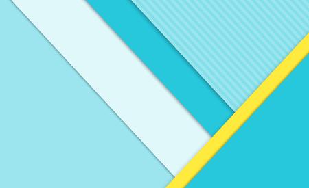 Material-Design-Hintergrund. Material-Design-Layout für UI oder Tapeten. Bitmap-Darstellung