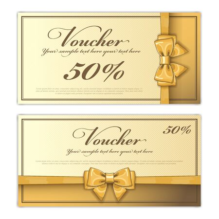 Gift discount voucher template vector layout special offer gift discount voucher template vector layout special offer coupon business voucher layout with accmission Image collections