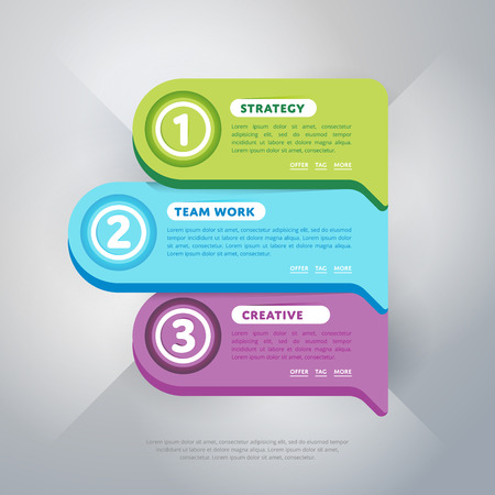 stage chart: Infographics elements. Creative business concept of stage, parts, steps. Template for chart, presentation, graph and brochure design. Layout for web site or printed material. Vecto illustration.