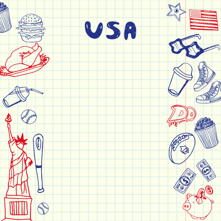 United States Of America National Symbols American Cultural
