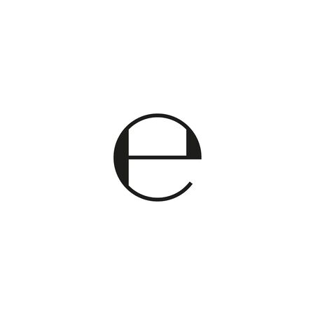 European weight symbol on white background