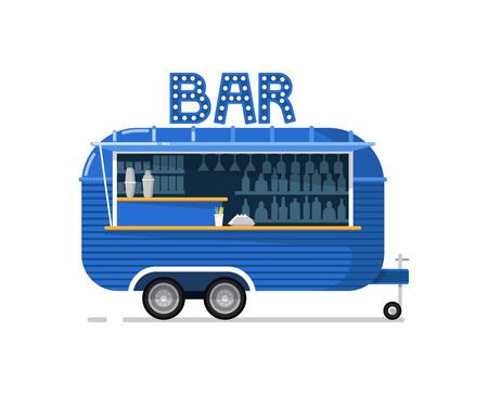 Bar outdoor cafe service icon