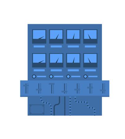 科学的な電子機器ベクトル アイコン