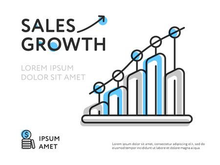 Creative design for sales representation.