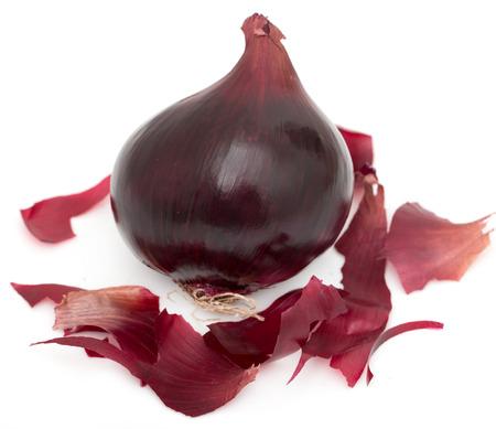 husk: cebolla roja con la c�scara