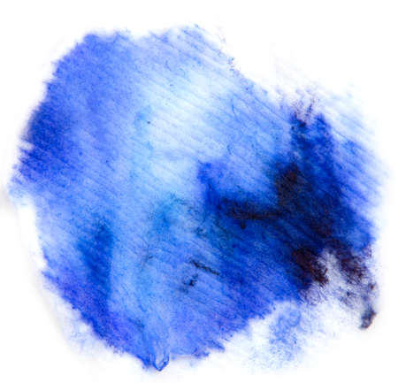 ink stain: stain from ink smeared
