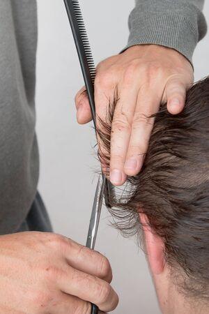 haircut: haircut