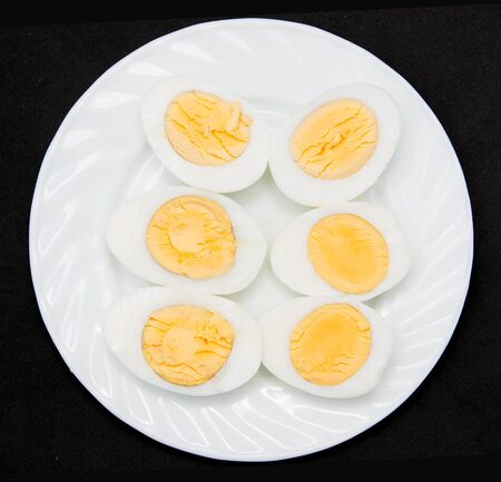 context: boiled egg in the context of