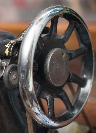 flywheel: flywheel sewing machine