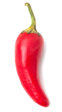 chiles picantes: Red Hot pimientos Foto de archivo