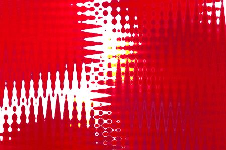 red and white abstract background