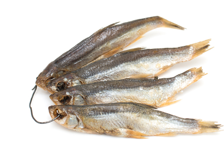 small salted fish