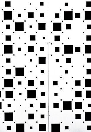black and white abstract background Фото со стока