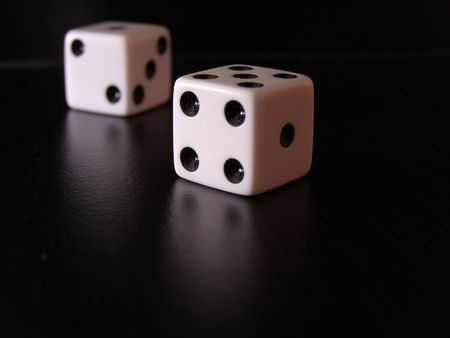 Dice/Die Stock Photo - 318829