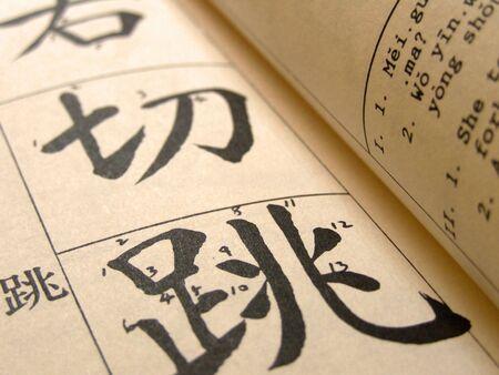 spoken: Written Mandarin Chinese learning materials.