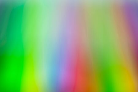 Abstract background of blurred rainbow colors